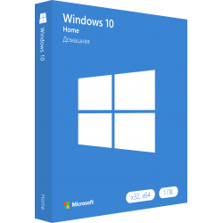 Windows 10 Home для 1 ПК