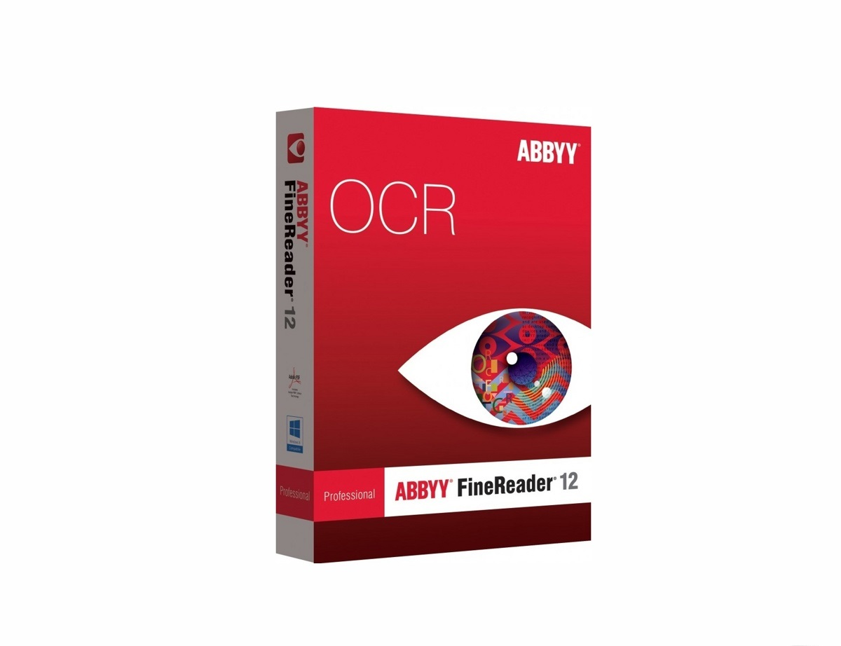 ПО для распознавания текста Abbyy Finereader